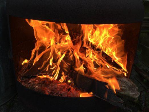 Workshops boven open vuur